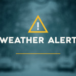 Weather Alert for all DDA campuses