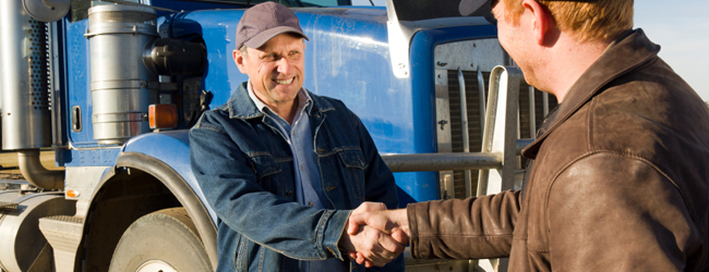 Become a Professional Truck Driver