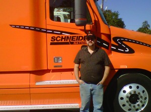 Tim Hubmann Little Rock CDL Training Graduate