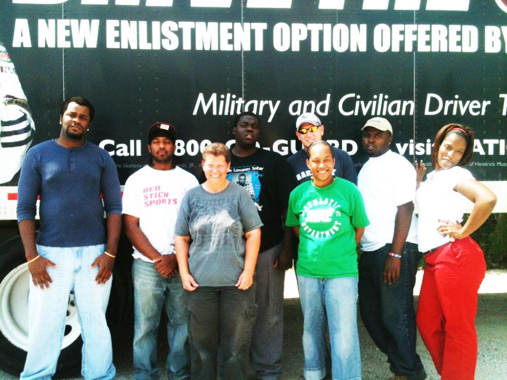 DDA Baton Rouge Graduating Class