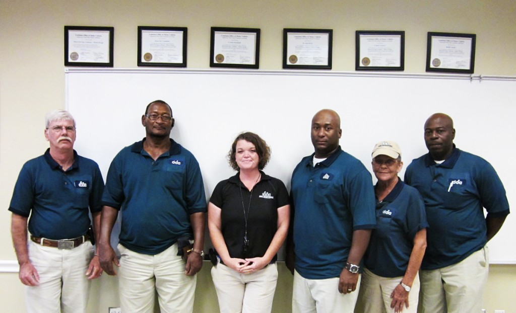 CVTA Certified Instructors from DDA Baton Rouge