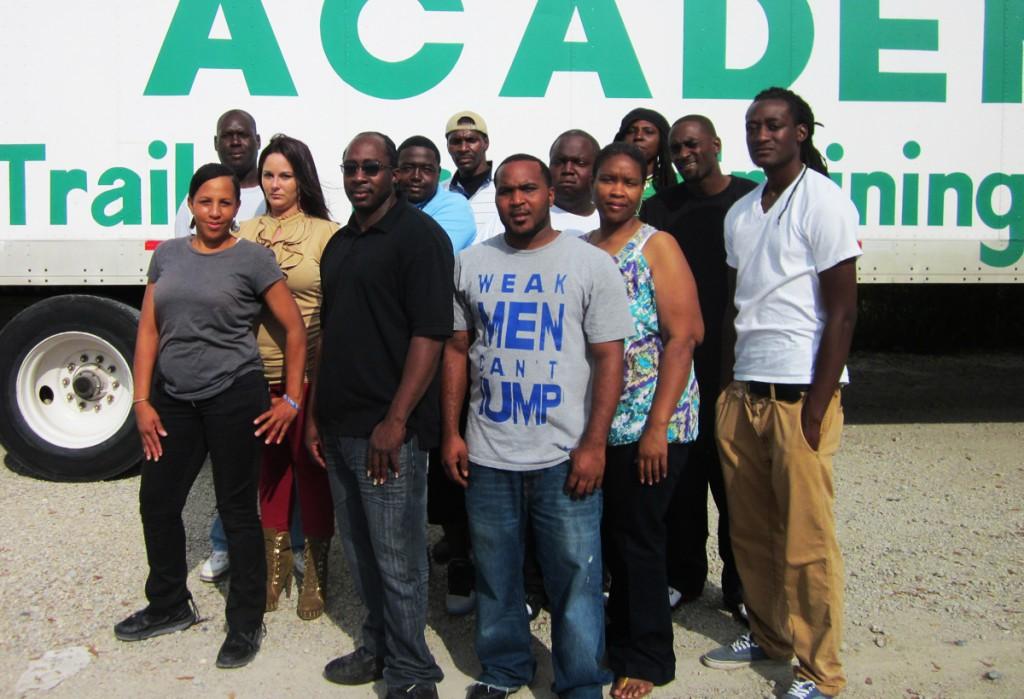 DDA CDL Graduates Oct 19 2012