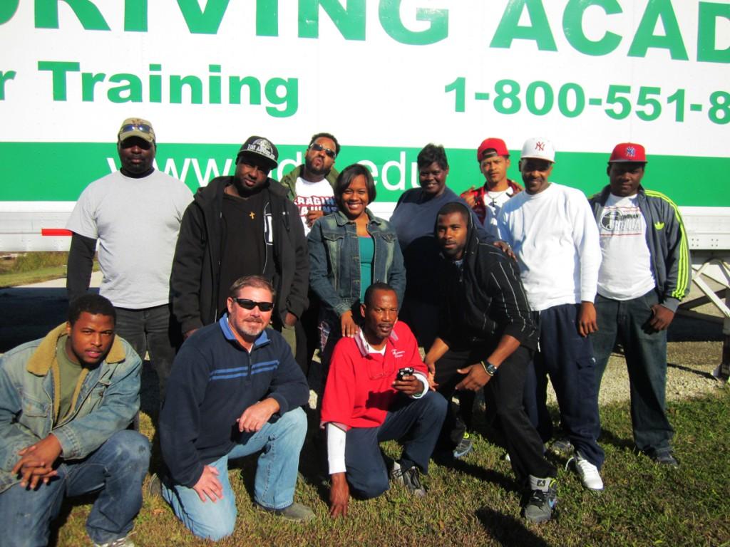 DDA Baton Rouge July Advanced CDL class