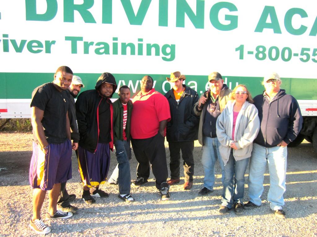 DDA Baton Rouge Adv AM graduates