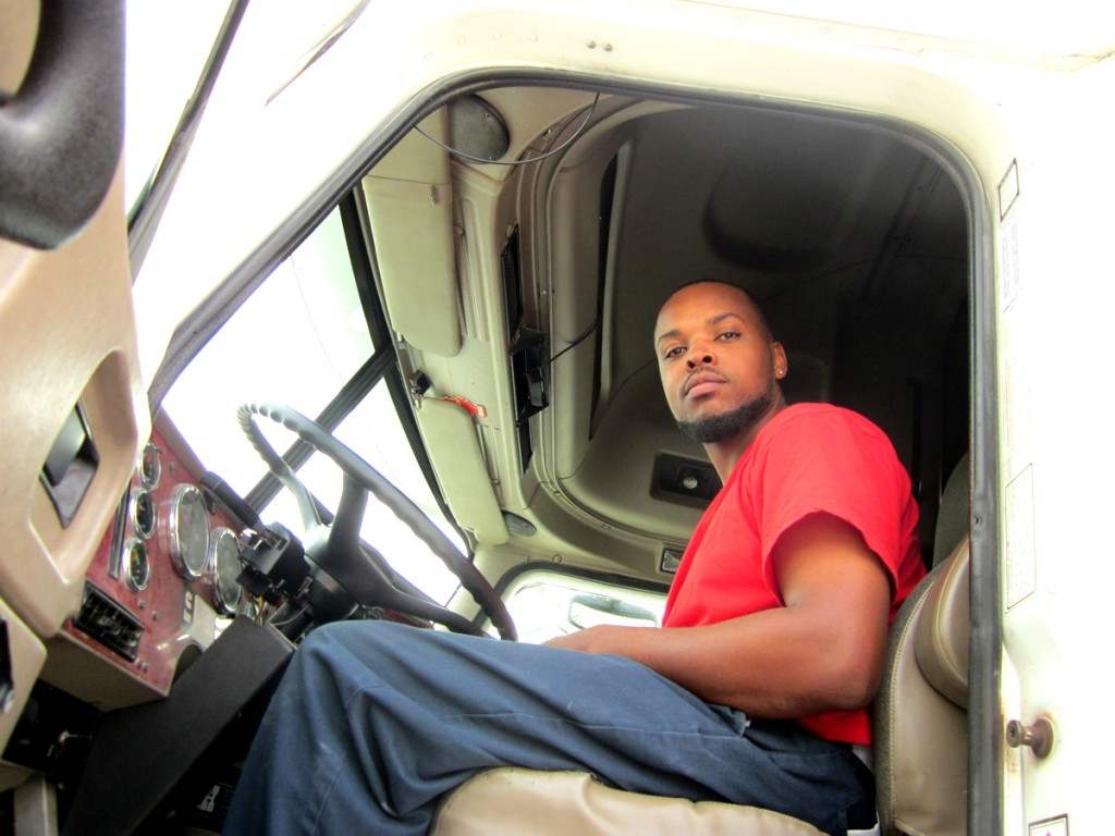 DDA CDL graduate Wade Williams
