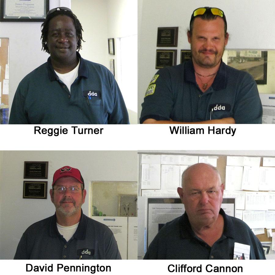 DDA Instructors