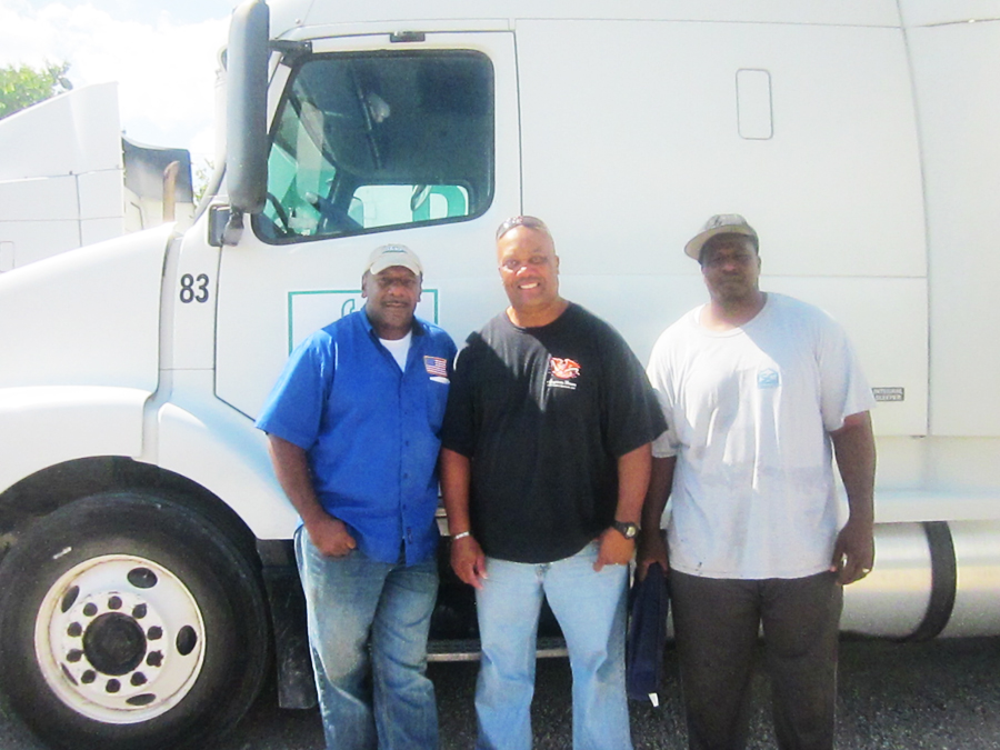 March Advanced AM CDL graduates