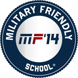 DDA Military Friendly School 2014