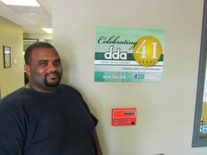 new DDA graduate Jonathan Hilson