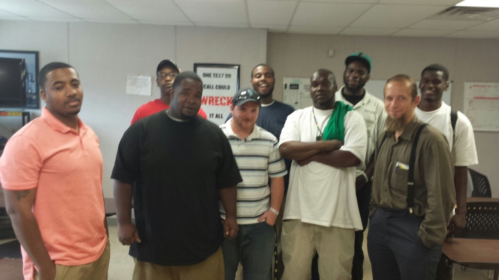 Shreveport CDL graduates, June 19 2014