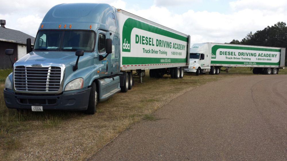 DDA trucks