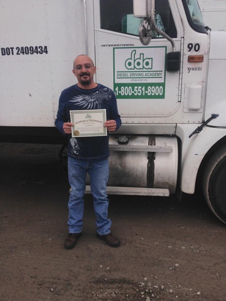 Leonard Hester, DDA Little Rock graduate 2015