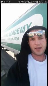 DDA student Brian Baker