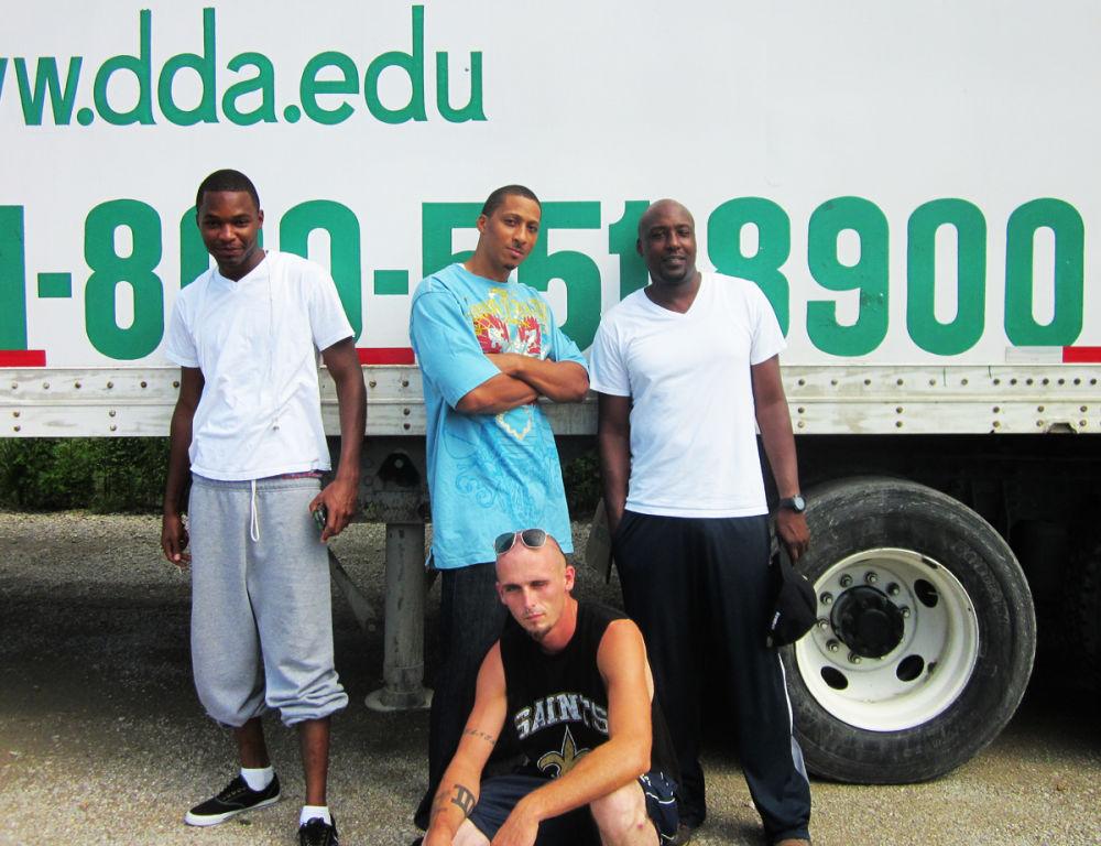 DDA Baton Rouge CDL graduates