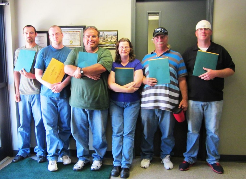 DDA CDl students passed their tests