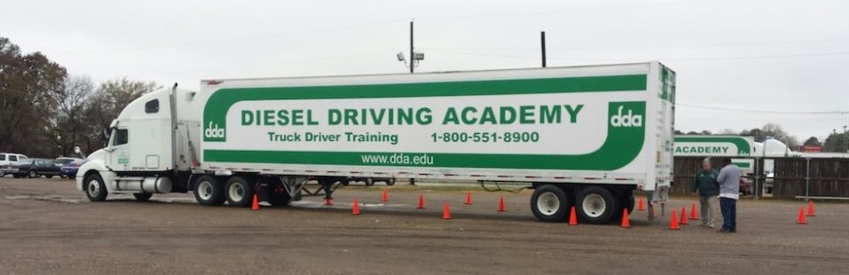 Learn about becoming a professional truck driver, visit with DDA at the WAFB - Channel 9 Job & Career Fair on Wednesday, April 15th 2015