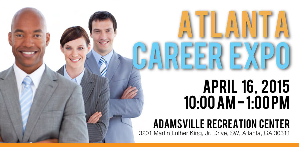 Diesel Driving Academy at the Atlanta Career Expo April 16, 2015