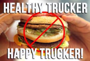 Healthy Trucker Happy Trucker