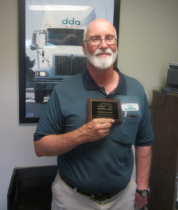 Stephen Grandon – CVTA Certified Instructor at DDA Little Rock.