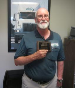Stephen Grandon – CVTA Certified Instructor at DDA Little Rock.