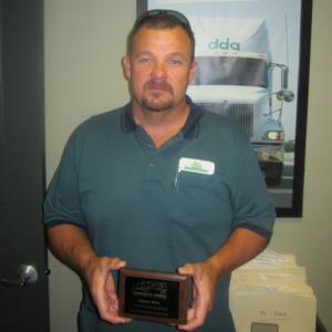 Shane Rice Certified Master Instructor at DDA Little Rock