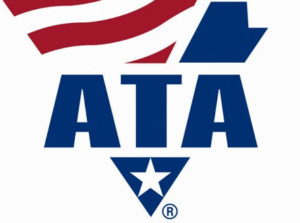 image of the American Trucking Association (ATA) logo