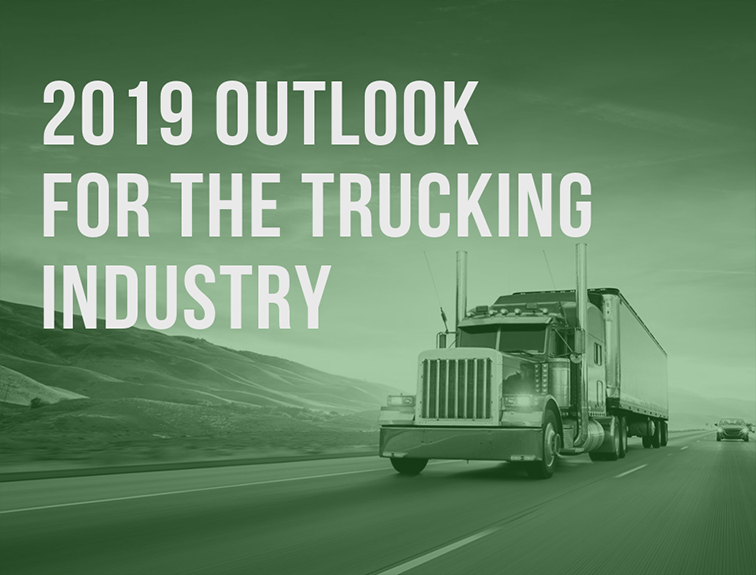What Does 2019 Look Like For The Trucking Industry Diesel Driving